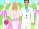 Barbie Evleniyor Oyunu