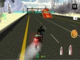 Otoyol Hız Motosikleti Oyunu